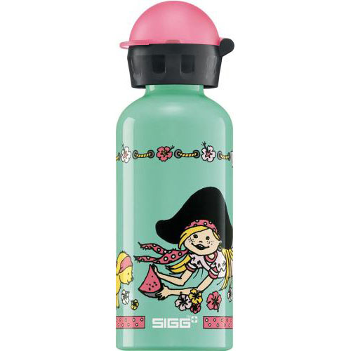 Sigg Mint Green Bea Backbord Kids Water Bottle 400ml_1