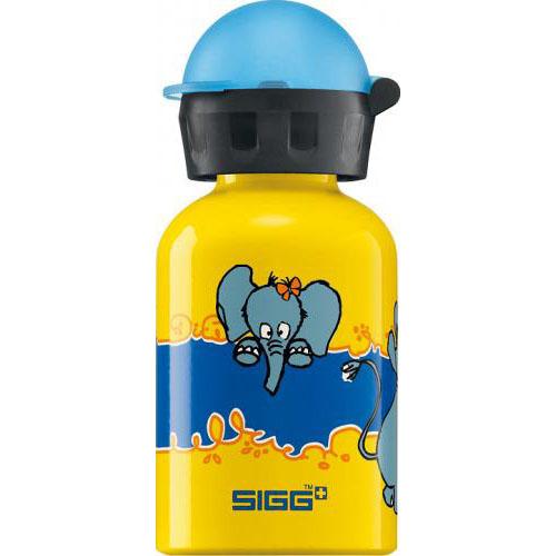 Sigg Yellow Elle E. Funt Kids Water Bottle 300ml_1